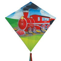 "Train 30"" Diamond Kite"