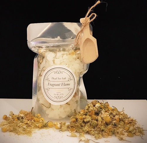 Chamomile Dead Sea Salt