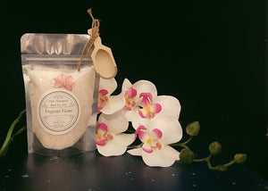 Orchid Pink Himalayan Bath Sea Salt