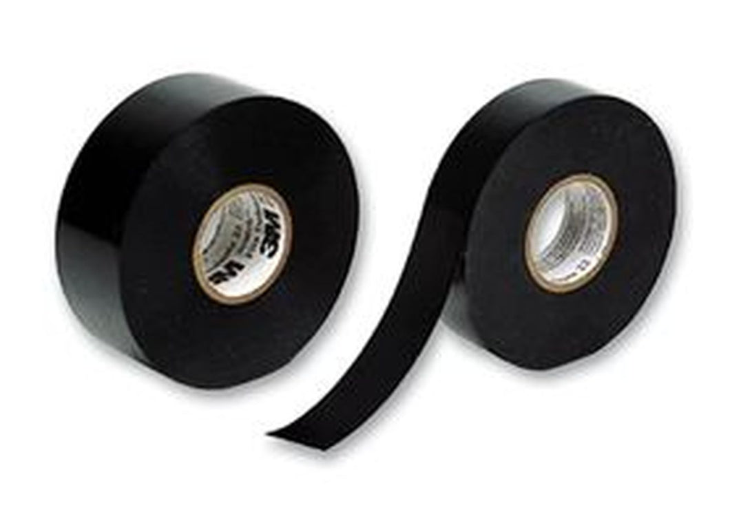 PVC Tape Black 25mm Wide