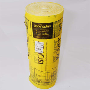 Glass Mineral Fibre Ductwrap - Foil Faced
