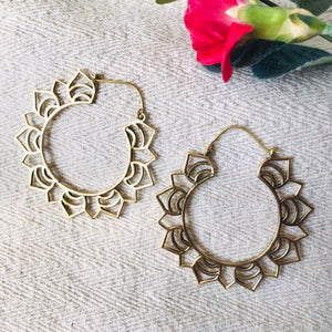 Ethnic Earrings • Sunny