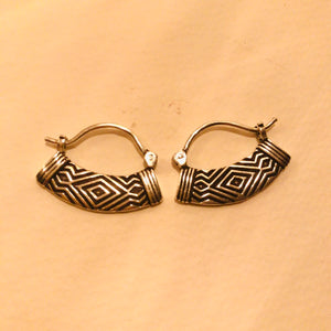 Ethnic Earrings • Kriszti