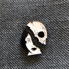 Load image into Gallery viewer, Pins • Lady / Skull