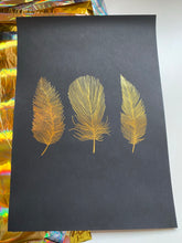 Load image into Gallery viewer, Prints ❥ 3 Feathers