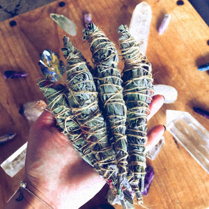 Smudge • Purple Sage