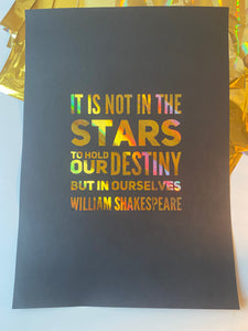 Prints -❥ William Shakespeare