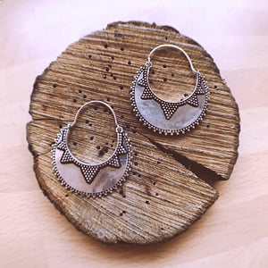 Ethnic Earrings • Moona