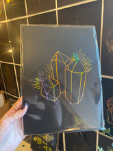 Load image into Gallery viewer, Prints -❥ Crystals