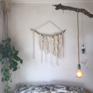 Macramé • Handmade Wall Decor