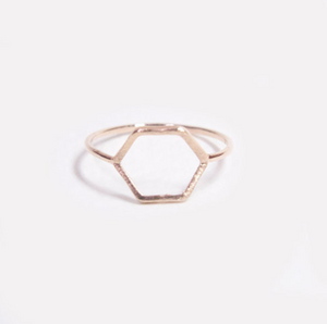 Rings - Minimal Hexagon