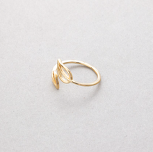 Load image into Gallery viewer, Rings • Leaf