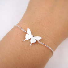 Load image into Gallery viewer, Charm Bracelet • Butterfly • Big