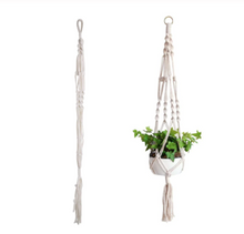 Load image into Gallery viewer, Macramé • Plant Pot Hanger