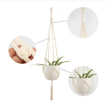 Load image into Gallery viewer, Macramé • Plant Hanger