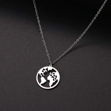 Load image into Gallery viewer, Charm Necklace • Tiny World