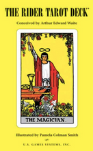 Load image into Gallery viewer, Tarot Cards - The Rider - Waite Tarot Deck