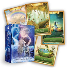 Load image into Gallery viewer, Tarot Cards • Energy Oracle Cards