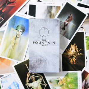 Tarot Cards - The Fountain Tarot