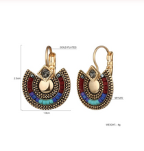 Load image into Gallery viewer, Clip Earrings - Maya
