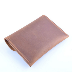 Wallet • Card Holder • Coins Holder • Genuine Leather