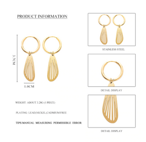 Timeless Earrings • Libelle