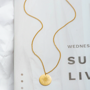 Necklace • Shining Sun