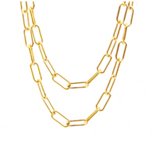 Load image into Gallery viewer, Necklace • Long Chain