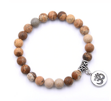 Load image into Gallery viewer, Bracelets • Round Stones Collection