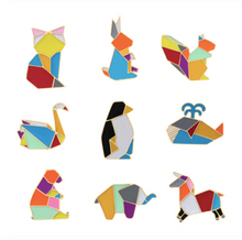 Load image into Gallery viewer, Pins • Origami Animals