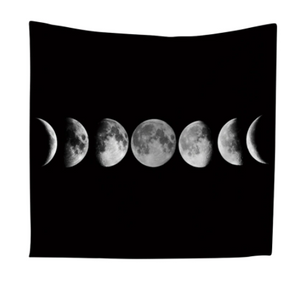 Tapestry • Wall Decor • Moon Phases