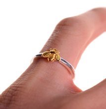 Load image into Gallery viewer, Ring • Stainless Steel • Bee Yourself