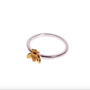 Ring • Stainless Steel • Bee Yourself
