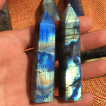 Load image into Gallery viewer, Crystals • Labradorite • Point