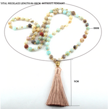 Load image into Gallery viewer, Mala - Amazonite