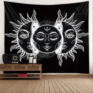 Tapestry • Wall Decor • Moon & Sun