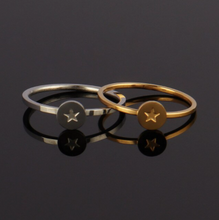 Load image into Gallery viewer, Ring • Stainless Steel • Star