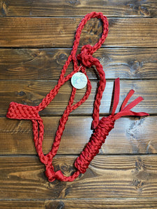 ICR Red Mule Tape Halter