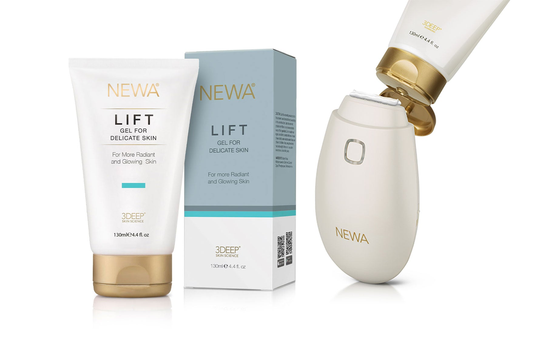 New gel launched for used alongside NEWA