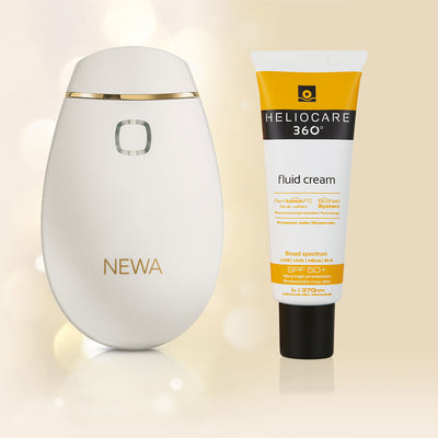 Your Welcome VIP Offer - NEWA Starter Kit + FREE Heliocare 360° Fluid Cream