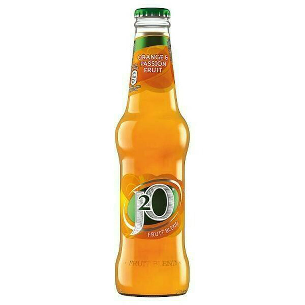 J20 Orange & Passionfruit