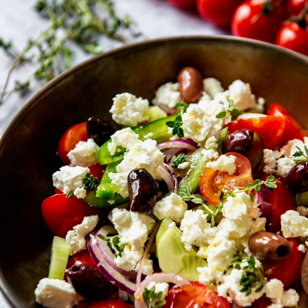 Greek Salad - Main