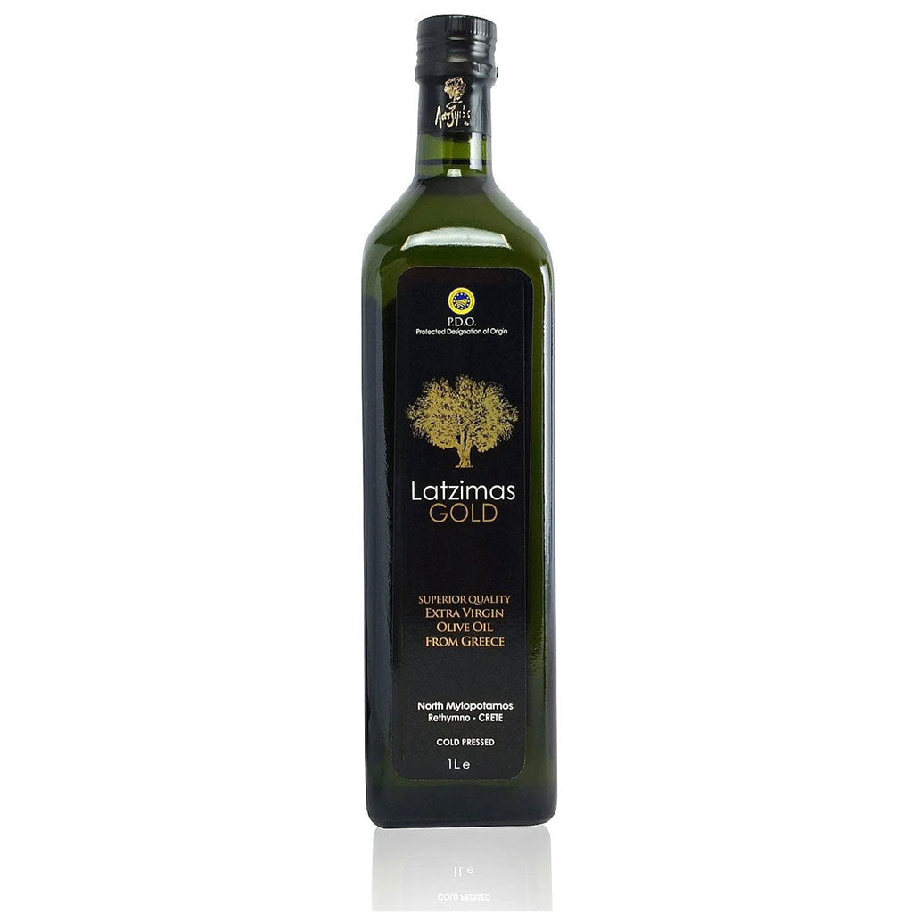 Latzimas Gold Extra Virgin Olive Oil 1L