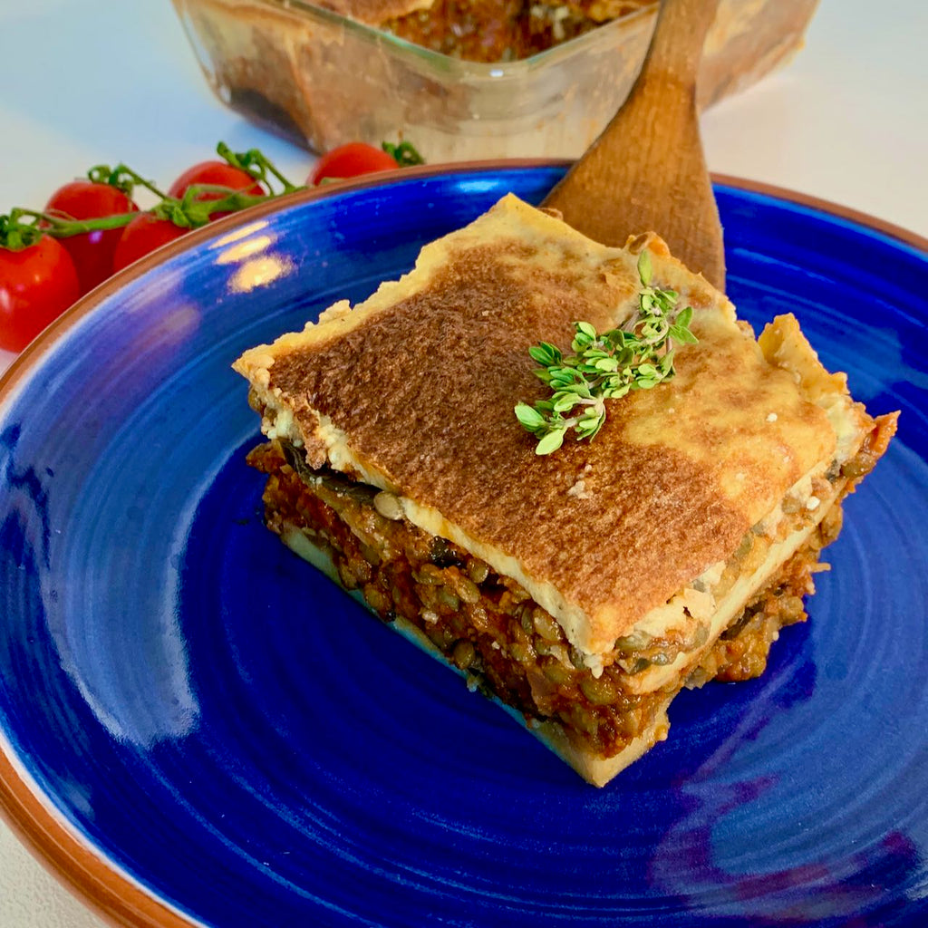 Vegan Moussaka