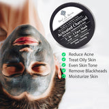 Skin and Hair Care Pack - Hairfall & Dandruff Oil and Activated Charcoal Mask