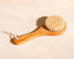 Exfoliating Dry Brush