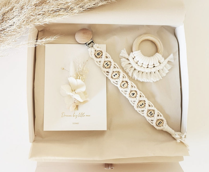 GIFTBOX BABY ESSENTIALS