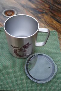 Finnriver Stainless Steel Insulated Mug