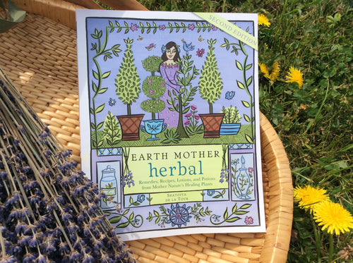 Earth Mother Herbal Book