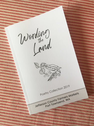 Wording the Land - Poetry Collection 2019